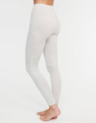 Figleaves thermal Thermal Lace Trim Stripe Legging
