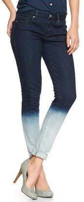 Gap 1969 Dip-Dye Always Skinny Jeans