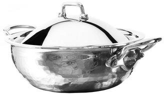 Mauviel M'elite Saute Pan with Dome Lid