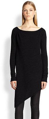 Donna Karan Cashmere/Cotton Tunic