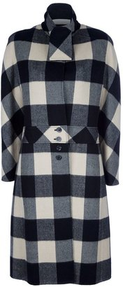 Valentino Vintage checked jacket