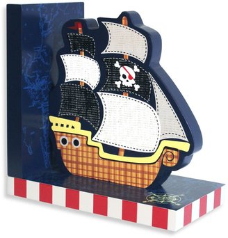 Bed Bath & Beyond Right Side Bookend in Pirate Treasure