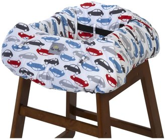 Itzy Ritzy Ritzy Shopping Cart High Chair Cover - Rodeo Drive