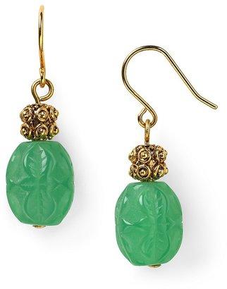 Lauren Ralph Lauren Ladylike Bead Small Drop Earrings