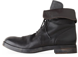 Hope Lace-Up Field Boot
