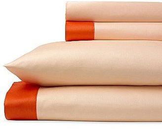 Pantone UniverseTM 300tc Cotton Sateen Peach Parfait Sheet Set