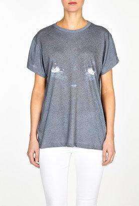 Wildfox Couture No Way Jose Cat Eyes T-shirt