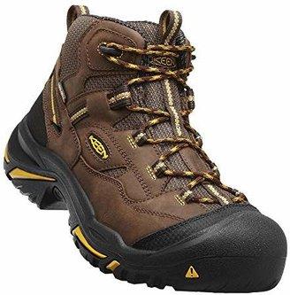 Keen Men's Braddock Mid Steel-Toed Boot