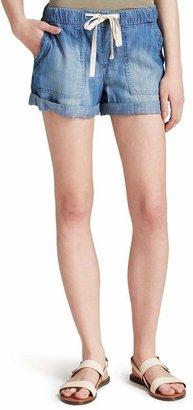 Bella Dahl Shorts - Easy Summer Chambray