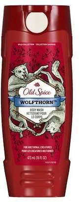 Old Spice Wild Collection Men's Body Wash Wolfthorn