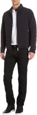 Moncler Quilted Blouson Jacket