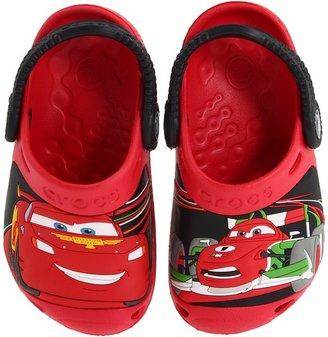Crocs Cars 2 Clog (Toddler/Little Kid) (Red/Black) - Footwear