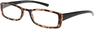 Magnif Eyes Unisex Ready Readers Illinois Glasses, Shell