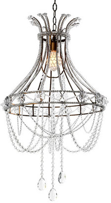 Sadie Crystal Chandelier in Custom Colors