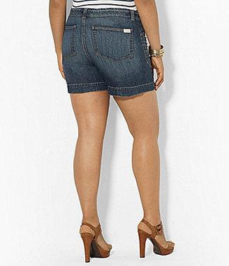 Lauren Ralph Lauren Woman Denim Shorts