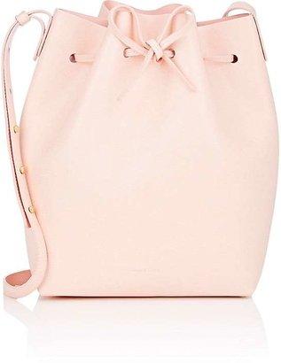 Mansur Gavriel Women's Saffiano Large Bucket Bag $625 thestylecure.com