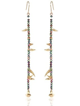 Iosselliani Tribal Deco Earrings