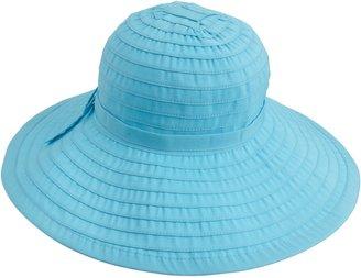 San Diego Hat Company Women's Ribbon Large Brim Hat