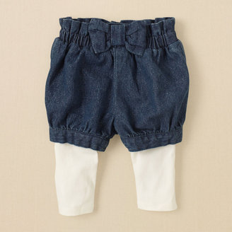 Children's Place 2-In-1 Denim Shorts