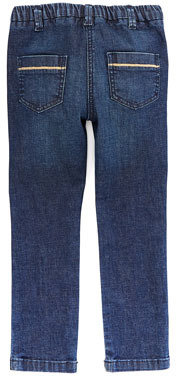 Chloé Gold-Piped Skinny Jeans, Sizes 6-10