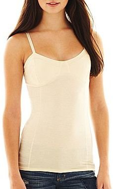 JCPenney Decree® Corset Cami