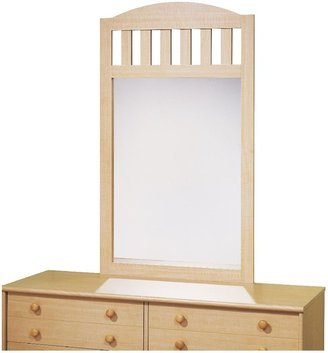 Green Baby South Shore Popular Collection Mirror - Natural Maple