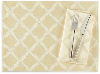 "Lenox Laurel Leaf 13"" x 19"" Placemat"