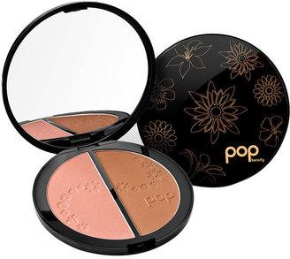 Pop Beauty Double Duty Bronzer, Bronzed Honey Beam 0.5 oz (14.2 g)