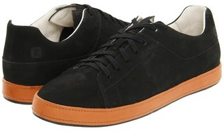 Tsubo Acheron (Black/Natural w/Leather Foxing) - Footwear