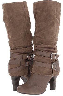Fergalicious Cruel (Taupe) - Footwear