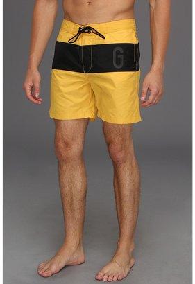 G Star G-Star - RS Merckx Swim Short (Boxer Nylon Field Yellow) - Apparel