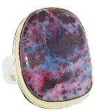Jamie Joseph Boulder Opal Ring - Purple Hues