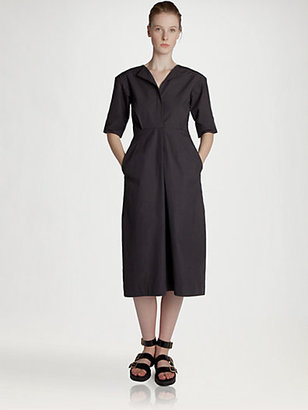 Jil Sander Nefertiti Dress