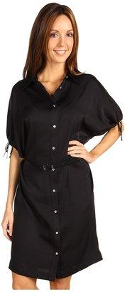 Anne Klein Shirtdress Women's Dress