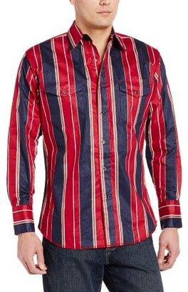 Wrangler Men's Brushpopper Snap Shirt