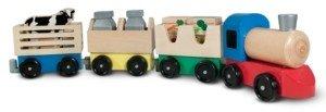 Melissa & Doug Kids Toys, Farm Train