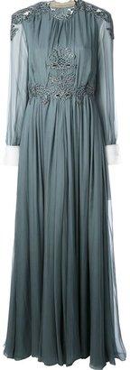 Valentino embellished maxi dress