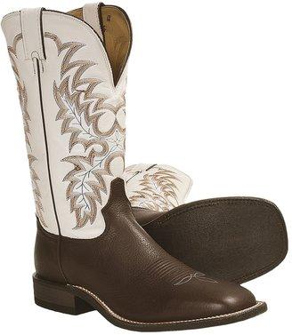 Tony Lama MH Dress Cowboy Boots - Square Toe (For Men)