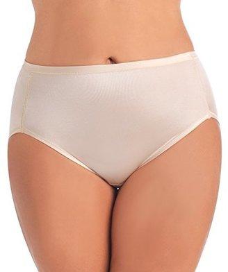 Vanity Fair Women's Body Caress Hi Cut Panty 13137 $11.50 thestylecure.com