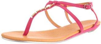 Fahrenheit Women's Joan-16 T-Strap Sandal