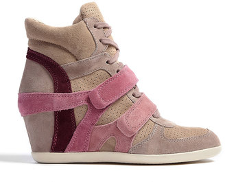 Ash Rose Bea Wedge Trainers