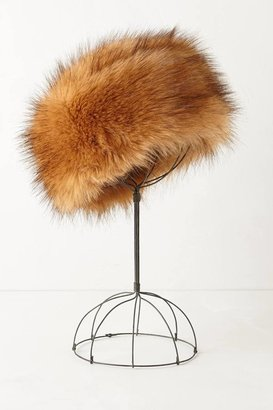 Anthropologie Weald Faux-Fur Hat