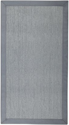 Unnatural Flooring Savannah Rug, Steel