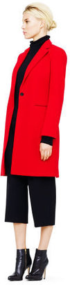 Club Monaco Selina Double-Face Wool Coat