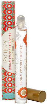 Pacifica Roll-on Perfume, Indian Coconut Nectar 0.33 oz (9.8 ml)