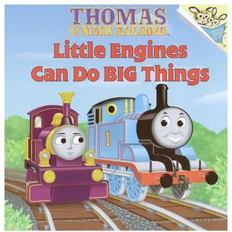 Thomas & Friends Little Engines Can Do Big Things