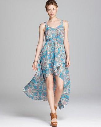 Amanda Uprichard Dress - Fiesta Printed Silk