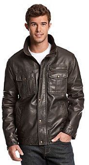 Levi's Levis Men's Dark Brown Trucker Jacket