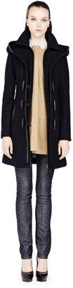 Mackage Steffy-F3 Long Wool Duffle Coat Style
