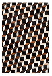 Safavieh Studio Leather Collection Runner Rug, 2'3 x 7'